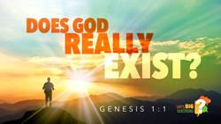 Does God Really Exist?