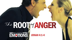 The Root of Anger