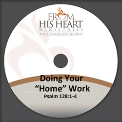"Doing Your ""Home"" Work"