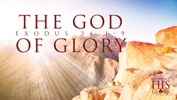 The God of Glory