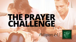 The Prayer Challenge