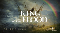 King at the Flood