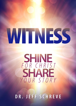 Witness: Shine for Jesus - Share Your Story-SERIES