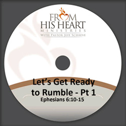 Let's Get Ready to Rumble - Part 1