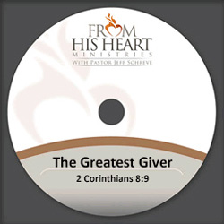 The Greatest Giver