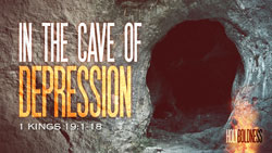 In the Cave of Depression