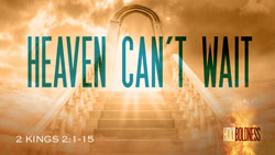 Heaven Can't Wait
