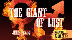 The Giant of Lust