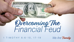Overcoming the Financial Feud