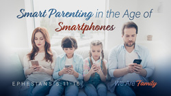 Smart Parenting in the Age of Smartphones