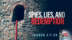 Spies, Lies, and Redemption