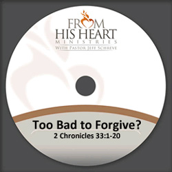 Too Bad to Forgive?