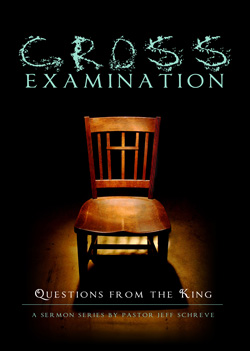 Cross Examination: Questions from the King - Series