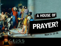 A House of Prayer?
