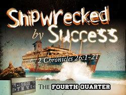 Shipwrecked by Success