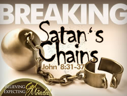 Breaking Satan's Chains