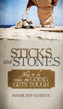 Sticks and Stones: What to Do When the Going Gets Tough - Booklet PDF