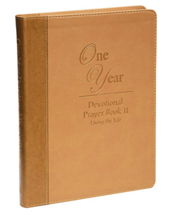 One Year Devotional Prayer Book: Vol. 2