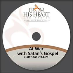 At War with Satan's Gospel